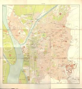 Cairo-map